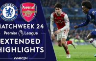 Chelsea v. Arsenal | PREMIER LEAGUE HIGHLIGHTS | 1/21/2020 | NBC Sports